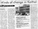 Winds of change in Kaithal