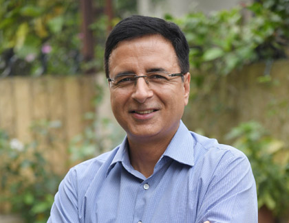 New Photos of Randeep Singh Surjewala